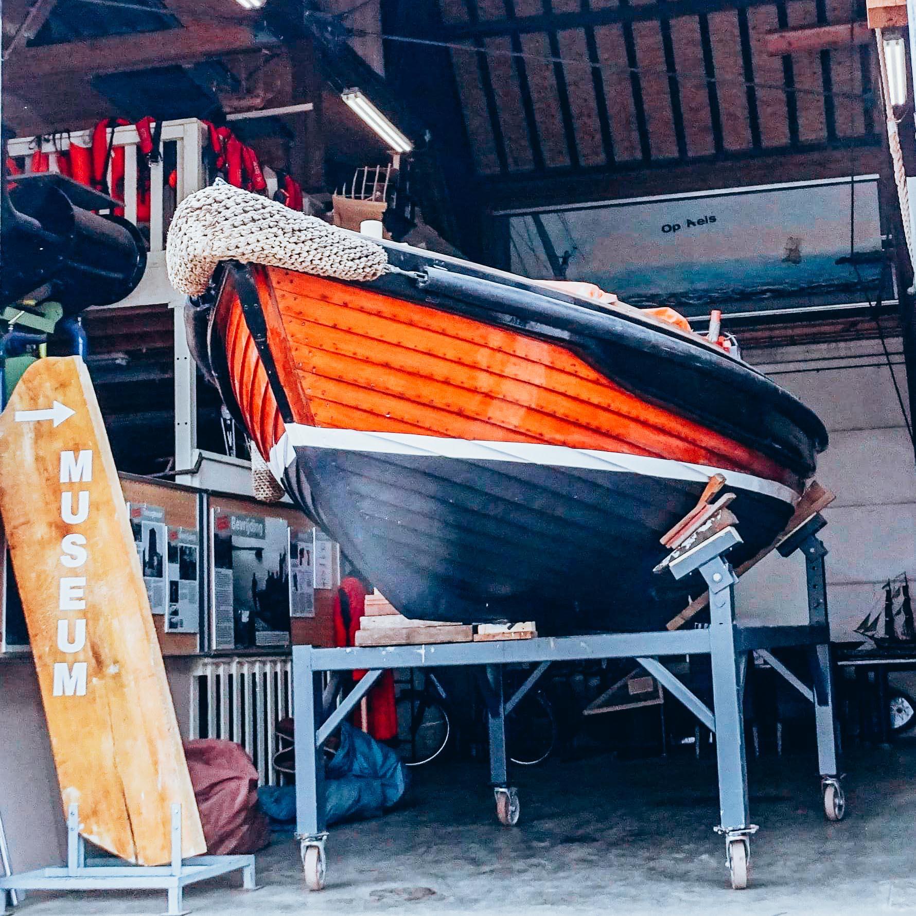 Loodsjol Museumhaven Zeeland